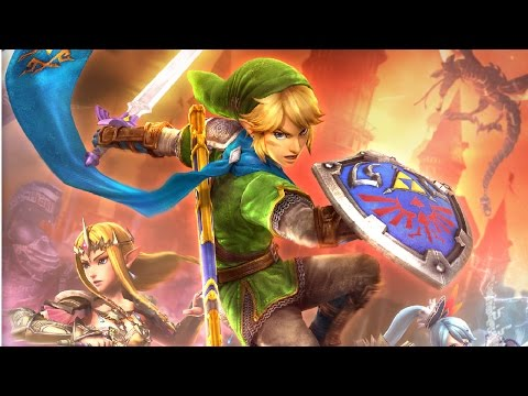 reactions - Marty Sliva played Hyrule Warriors, find out what he liked about it.