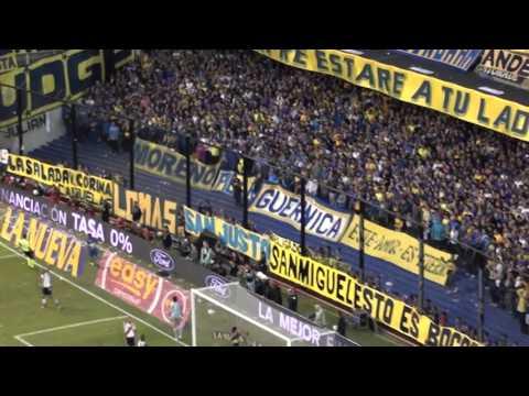 Boca riBer 2016 / Esta hinchada no te deja de alentar - La 12 - Boca Juniors