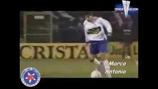 Alguns gols,jogadas do Dario Conca no U. Catolica