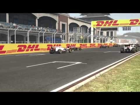 preview-F1 2011 \'Season So Far\' Gameplay Trailer (GameZoneOnline)