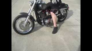 2. 2007 HARLEY FXDL DYNA LOW RIDER $5900 FOR SALE WWW.RACERSEDGE411.COM