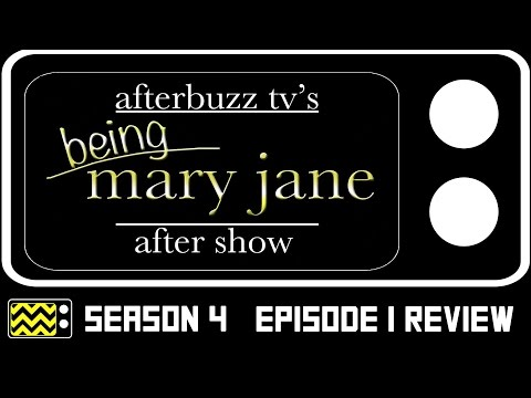Being Mary Jane Season 4 Episode 1 Review & After Show | AfterBuzz TV