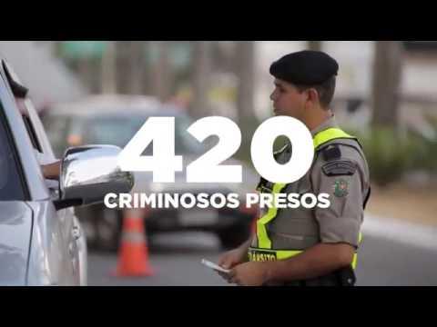 Polícia em ação - Goiás