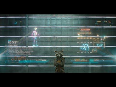 Preview Trailer Guardiani della Galassia