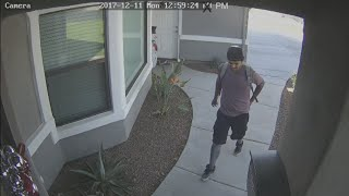 Phoenix homeowner takes on porch pirate