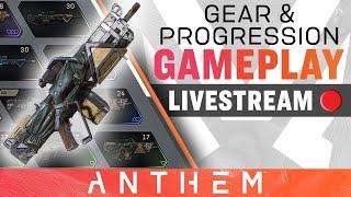 Gear and Progression Gameplay – Anthem Developer Livestream from December 13