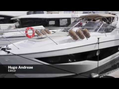 VIDEO: Cranchi Z35 from the Cannes Boat Show