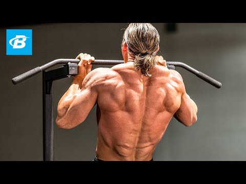 Built by Science – Anatomy, Biomechanics, & 6 Week Training Program – Back – Bodybuilding.com