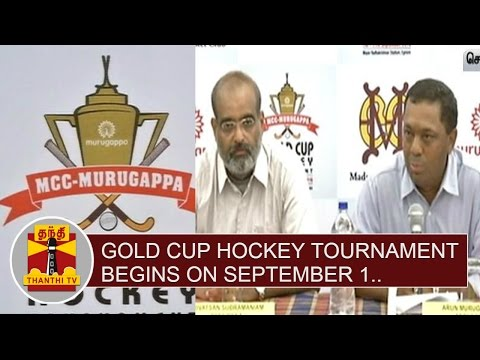 Gold-Cup-Hockey-Tournament-begins-on-September-1-at-Chennai-Thanthi-TV