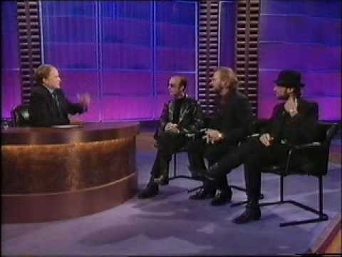 Bee Gees And Clive Anderson