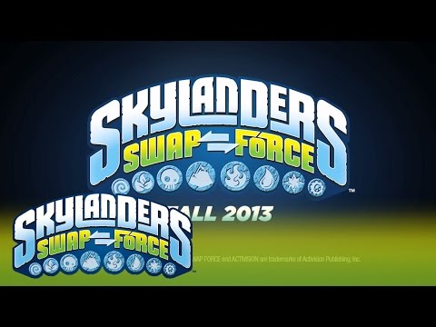 0 What Just Happened?   Skylanders SWAP Force