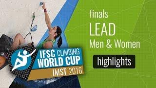 IFSC Climbing World Cup by International Federation of Sport Climbing
