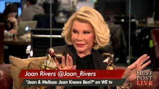 Joan & Melissa Rivers Play Celebrity 'Who'd You Rather'