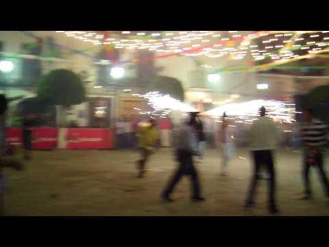 Igualeja - Toro de Fuego Feria 2009 (Sierra de Ronda - Málaga)