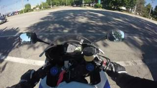 9. New Honda CBR600RR First Ride and Review