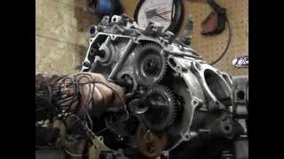 9. Yamaha Engine Teardown Part 2