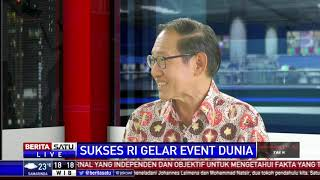 Video Prime Time Talk: Sukses RI Gelar Event Dunia # 1 MP3, 3GP, MP4, WEBM, AVI, FLV Oktober 2018