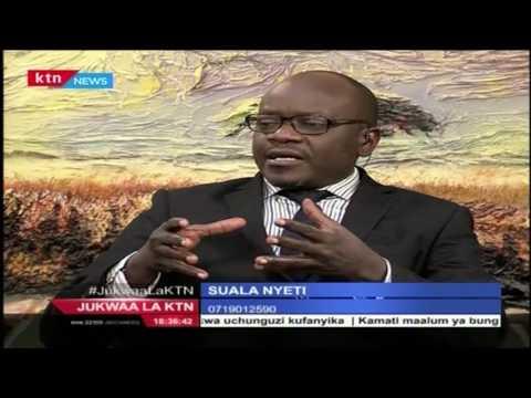 Jukwaa la KTN : Kusajili  mashirika yasiyo ya serikali (sehemu ya pili)