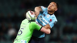 Waratahs v Highlanders 2018 Super rugby quarter final video highlights | Super Rugby Video Highlight