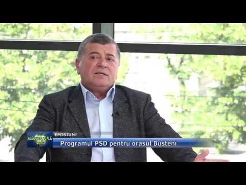 Emisiunea Electorală – 2 iunie 2016 – Emanoil Savin, PSD