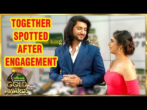 Kunal Jaisingh SPOTTED With Bharti Kumar FIRST TIM