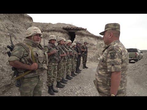 H διαμάχη Αζέρων – Αρμένιων για το Ναγκόρνο Καραμπάχ