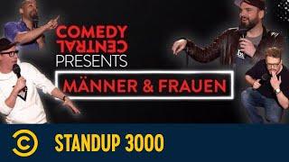 Männer & Frauen |Staffel 1 - Folge 4 |Comedy Central Presents ... STANDUP 3000