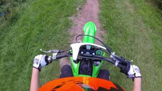 10. breaking in my 2018 kx 85