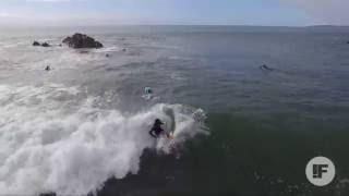 Concon Chile  city photos gallery : Surf Drone ll Playa negra, Concon, Chile