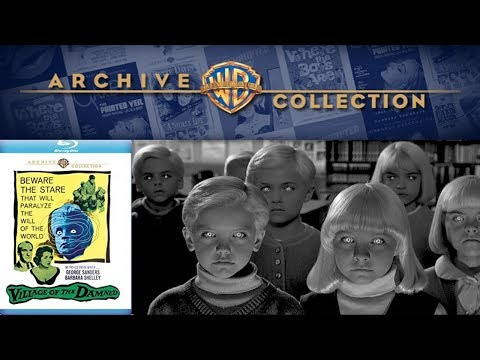 Warner Archive Collection Review - Village Of The Damned (1960)