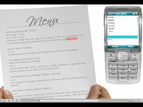 zobacz jak działa słownik elektroniczny ABBYY Lingvo x3