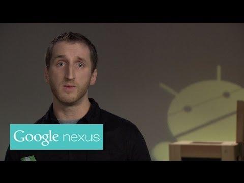Explore Nexus S: Gingerbread Sensors