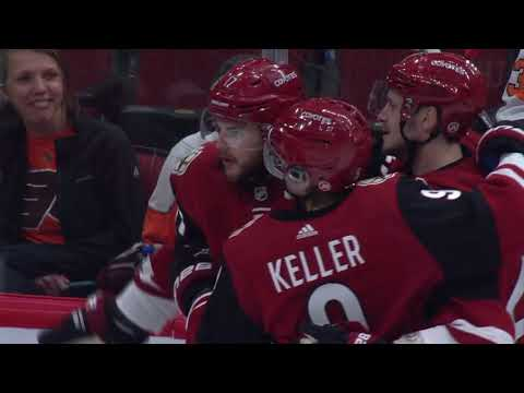 Video: Philadelphia Flyers vs Arizona Coyotes   NHL   NOV-05-2018   22:00 EST