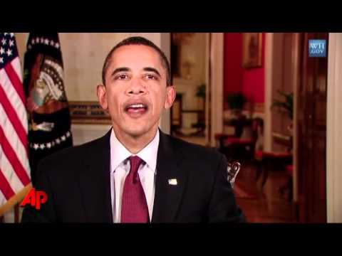 Weekly Obama Address: Economic Gains
