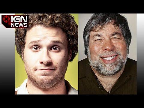 steve wozniak - Seth Rogen has been cast in Sony's Steve Jobs biopic as Apple co-founder Steve Wozniak. He joins Christian Bale, who will star as Jobs himself. Read more here: http://www.ign.com/articles/2014/10/...