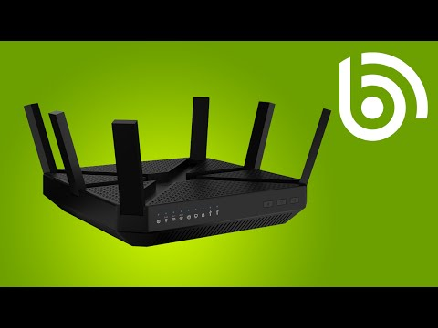 How to set up a TP-LINK Archer C3200 Router