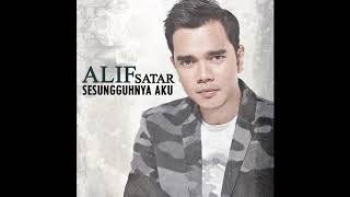 "Video Alif Satar - Sesungguhnya Aku [OST Drama ""Red Velvet""] (Audio) MP3, 3GP, MP4, WEBM, AVI, FLV Juli 2019"