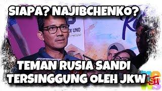 Video Sandiaga Sebut Teman Rusianya Tersinggung? Siapa Namanya? Pak Najibchenko? MP3, 3GP, MP4, WEBM, AVI, FLV Mei 2019