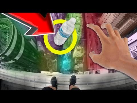 TOP 85 Ultimate Water Bottle Flip CHALLENGE Video! (BEST Water Bottle Flips Trick Shots Compilation) (видео)