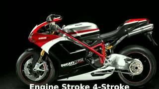 1. 2010 Ducati 1198 R Corse -  Top Speed Specification