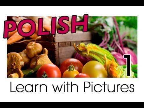 Gemüse - Polnische Vokabeln