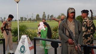 Video Zero Point Wagah Border Lahore (Pakistan Rangers Protocol) MP3, 3GP, MP4, WEBM, AVI, FLV Oktober 2018