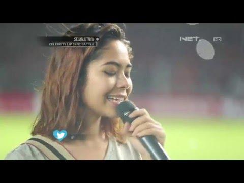 Melamar - Episode 49 - Stadion Gelora Bung Karno Adi & Nadin - Part 3/3