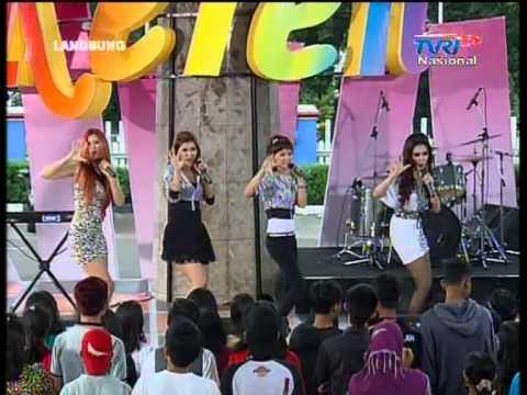 V ANGELZ Live At Keren (10-12-2012) Courtesy TVRI