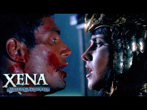 Xena Kills Marc Antony! | Xena: Warrior Princess