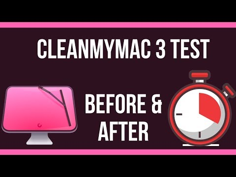 CleanMyMac 3 Review (before & after comparison)