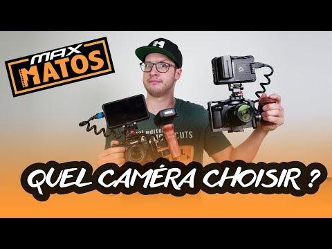Quelle caméra choisir ?