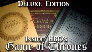 "A look at the book ""Inside HBO's A Game of Thrones"" Collector's Edition Filmed with my L920. LINKS: ""Inside HBO's A Game of ..."