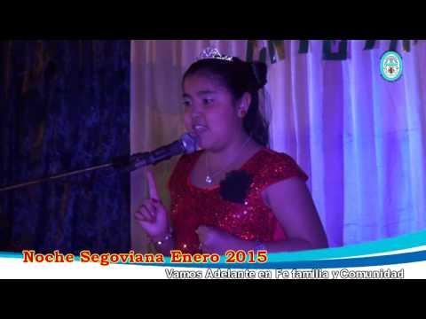 Noche Segoviana Enero 2015 Alcaldia de Ocotal N.S