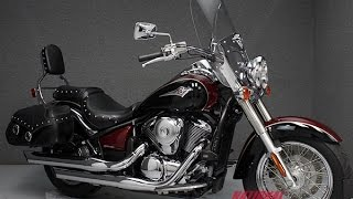 1. 2010  KAWASAKI  VN900LT VULCAN 900 CLASSIC LT - National Powersports Distributors